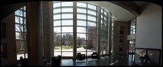 Gill Lobby (misterperturbed) Tags: autostitch westminster maryland lobby ios westminister mcdanielcollege uploaded:by=flickrmobile flickriosapp:filter=nofilter