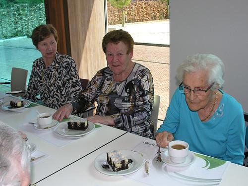 Paaskoffietafel in Zonneheem © Antheunis Jacqueline