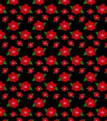 Estampa Corrida - 108 (Alex_Roberto) Tags: flores flower fashion rose brasil design pattern moda tshirt surface textile prints illustrator vector seamless apparel vetor camisetas graphictee estamparotativa estampacorrida surfacedesigner