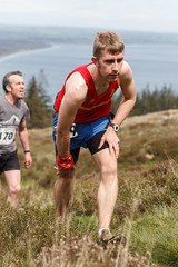 Slieve Donard Race 2014-6099 (cmcm789) Tags: county ireland sea sky irish mountain black mountains water grass stairs race forest canon newcastle landscape athletics lough dale hill may down running climbing land runners series hd northern fell mourne 2014 slieve mournes donard blackstairs slievedonard hillanddale