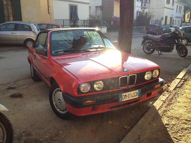 bmw 1992 bmwe30 bmwcabrio bmw318cabrio