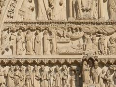 Paris. (Dirk vdE) Tags: paris france cathdrale fra kathedraal