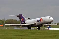 B727 (N269FE) FedEx (boeing-boy) Tags: mike fedex ling stansted b727 n269fe boeingboy