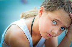 frankie (PNK_Photo) Tags: blue camp girl eyes nj kenilworth 2012