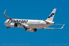 OH-LZG, Finnair, Airbus A321-231(WL) - cn 5758. (dahlaviation.com) Tags: airplane aircraft aviation airplanes her greece crete airbus spotting heraklion aircrafts planespotting lgir