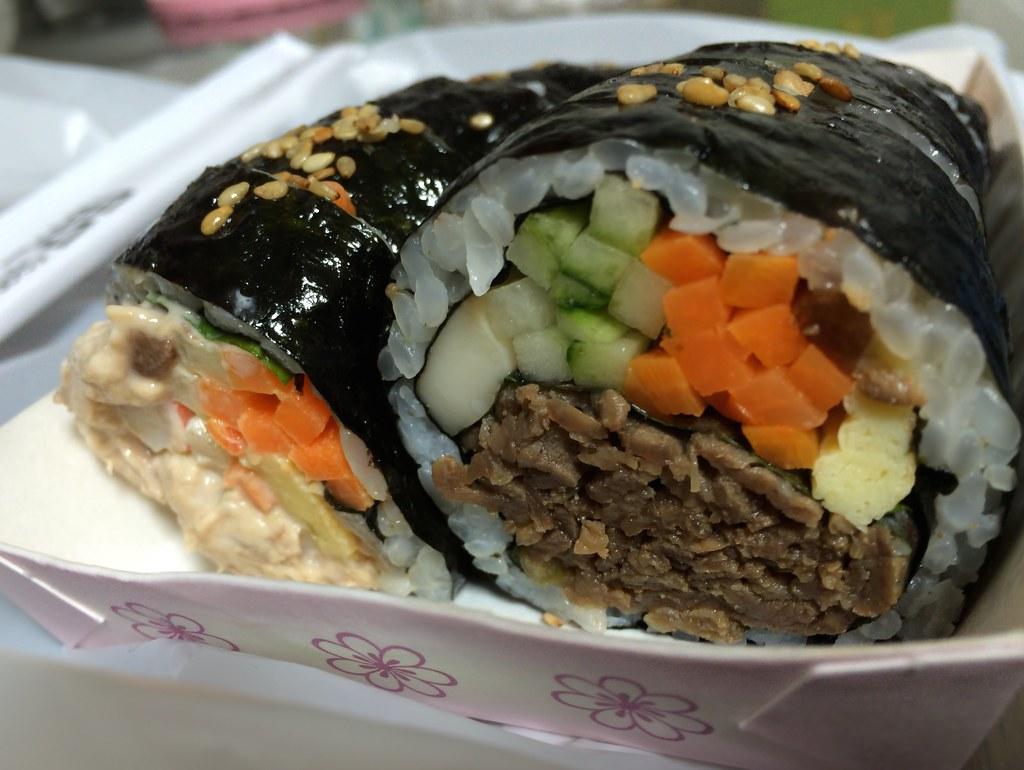 lee's kimbab