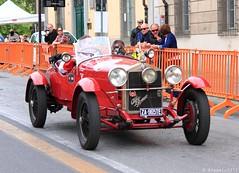 1928 Alfa Romeo 6C 1500 MMS (Alessio3373) Tags: alfa alfaromeo millemiglia massimoamendunigresele 6c1500 fabriziovicari millemiglia2014 alfaromeo6c1500mms 6c1500mms alfaromeo6c1500