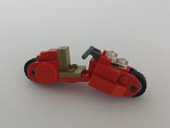 Futuristic Cycle 2# (RexExLiberi) Tags: bike lego motorbike cycle future motorcycle akira futuristic cyberpunk kaneda