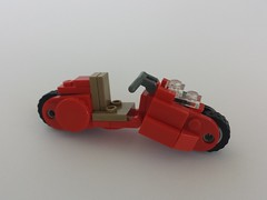 Futuristic Bike 2# (RexExLiberi) Tags: bike lego motorbike cycle future motorcycle akira futuristic cyberpunk kaneda