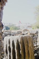 Bodrum Mausoleum (Patrick_Down) Tags: turkey turkiye ruin mausoleum bodrum mausolus pytheos