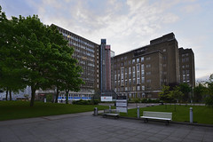 Aston University, Birmingham 02/05/2014 (Gary S. Crutchley) Tags: city uk travel england urban west green heritage history college ed birmingham nikon university raw britain united great kingdom s science chemistry learning af nikkor westmidlands gosta aston midlands d800 applied 1635mm f40g