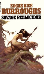 Savage Pellucidar (McClaverty) Tags: illustration paperback sciencefiction edgarriceburroughs frankfrazetta