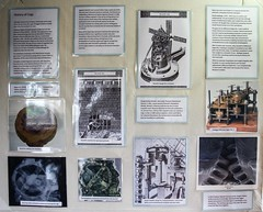 Cogs exhibition 3 - History of Cogs