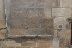 Una sala de juegos en la catedral (Juan Pedro Barbadillo) Tags: cross cathedral catedral cruz duomo boardgame glyph croce ourense orense glifo giocodatavolo juegodetablero
