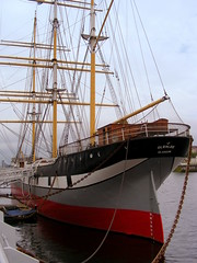 Glenlee (mike_j's photos) Tags: glasgow tallship museums partick barque galatea glenlee riversidemuseum