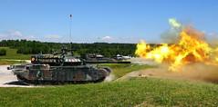 Romanian armor at Combined Resolve II (7th Army Training Command) Tags: germany bavaria romania nato tanks usarmy usarmyeurope usareur grafenwoehrtrainingarea eucom europeanrotationalforce europeanactivityset