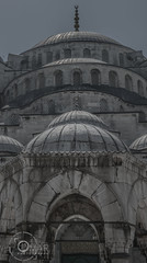 _DSC8207 (Omar Shalhoub) Tags: travel windows vacation art history tourism window beauty turkey creativity spring ancient nikon islam istanbul mosque crescent dome editorial sultan ottoman tradition bluemosque domes turkish islamic sultanahmet d800 crescents archeticural archetict archeticutre