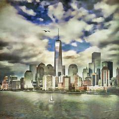 NYC (Artypixall) Tags: newyorkcity urban texture buildings harbor cityscape getty faa