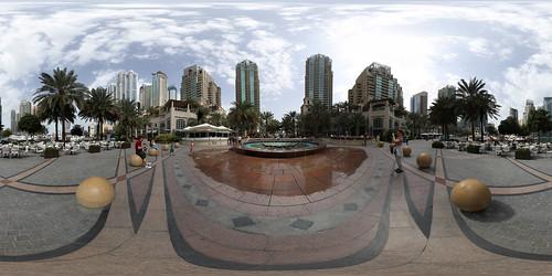 Dubai Marina - Panorama