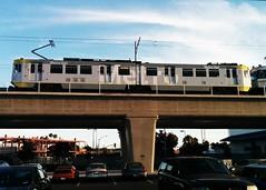Metro Rail (So Cal Metro) Tags: train la losangeles metro traincar mta lightrail lrt metrorail culvercity lacmta lrv lametro nipponsharyo