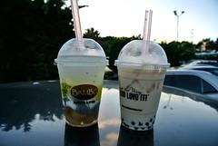 Bambu!! (chui_kenny) Tags: sanfrancisco sunset dessert milk vietnamese tea drink thai iced boba dalycity bambu pearlmilktea pmt taiwanesepride