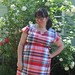 Summer Plaid Bianca Dress