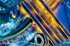 Crazy traffic (SLO-D300) Tags: road trip travel mountain color colour hoja tourism fountain colors beautiful car night skyscraper marina photoshop mall hotel al amazing nice fantastic sand nikon perfect exposure dubai colours tour
