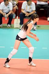 DSC_3582 ([ jan2000 ]) Tags: taipei kazakhstan 女排 排球 womensvolleyball 正妹愛運動 kazakhstanwomensvolleyball 17thasianwomensu19volleyballchampionship 17屆亞青女排賽 sabinaaltynbekova