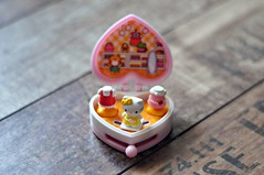 ✪ Sanrio Hello Kitty Boutique Gashapon (MoonBaby2202) Tags: cute japan toy pretty colours sweet hellokitty small mini sanrio collection kawaii figure colourful collectible gashapon rement crux stationary qlia rilakkuma sanx kamio mindwave poolcool