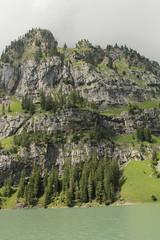 Oeschinensee ( Bergsee - See - Lac - Lake ) oberhalb von Kandersteg im Berner Oberland im Kanton Bern in der Schweiz (chrchr_75) Tags: chriguhurnibluemailch christoph hurni schweiz suisse switzerland svizzera suissa swiss kantonbern chrchr chrchr75 chrigu chriguhurni 1407 juli 2014 hurni140731 berner oberland berneroberland oeschinensee see lac lake lago albumoeschinensee alpensee bergsee albumbergseenimkantonbern s jrvi  bergseeli seeli kandersteg juli2014