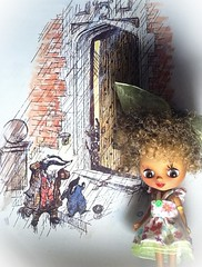 Blythe-a-Day June 2014 #9: Wind in the Willows