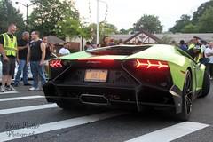 Lamborghini Aventador (bethpagefball70) Tags: ny car cove anniversary glen exotic hyper hulk 50th edition lamborghini sv roadster autostrade 720 aventador lp700