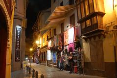 Granada, Calle Elvira-DSC_4224p (Milan Tvrdý) Tags: granada spain andalusia andalucía calleelvira españa
