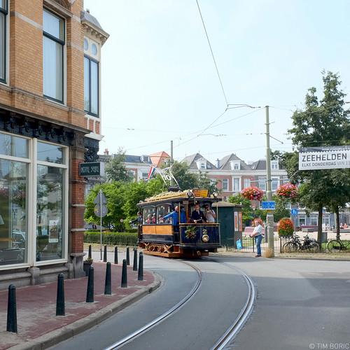 150 jaar tram in Den Haag