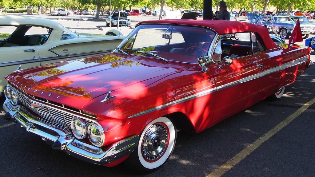 Vw Car Show Fairfield