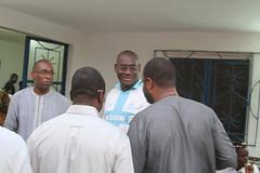 Rupture de jeûne au siège du Parti Jamaa, sise Korofina Nord à Bamako au Mali