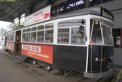 610_1_Bendigo_5May2014 (nzsteam) Tags: trolley tramway workshops bendigo mmtb birney talkingtram reastoration bendigotrams