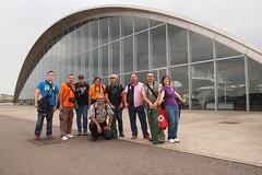 P7125875 (portalaire) Tags: duxford spotting imperialwarmuseum riat iwm royalinternationalairtattoo spotters flyinglegends spottingspotter asociacinaire