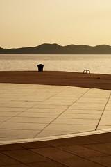 Zadar - coucher de soleil 1 (luco*) Tags: sunset de soleil au croatia zadar croatie hrvatska dalmatia salut dalmatie couher