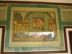 IMG_4280 (shobansen) Tags: mural shantiniketan frescoe santiniketan