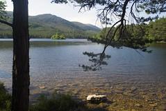 Loch an Eilein, Spey Valley, Scottish Highlands (Jim 592) Tags: loch eilein spey valley scottish highlands scotland cairngorm mountains