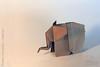 Fumiaki Kawahata - Elephant (IverRu) Tags: iver kawahata elephant origami слон оригами
