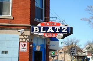 Blatz Beer, Milwaukee Wisconsin