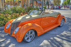 24th Annual Street Rods Forever - Historic Old Town Monrovia (dmentd) Tags: hotrod streetrod custom