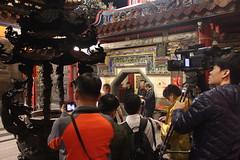 奉天宮 Feng-tian Temple (Chi-Hung Lin) Tags: 2017 嘉義 台灣 taiwan chiayi 新港 廟 媽祖廟 奉天宮 temple 記者 report