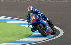 Cutting the corner (STAFF.PAUL) Tags: bikes motorbike racing donington sport canon canon7d canonl100400 thisphotorocks