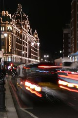 Harrods (janetbland) Tags: london harrods taxi