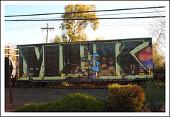 Midwest Freight Killers (All Seeing) Tags: mfk wholecar cn canadiannational