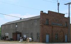 Water and Light Plant Tyndall, SD (Seth Gaines) Tags: southdakota tyndall poweplant waterworks