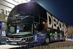Autocar del DEPOR (alberto vtr) Tags: beulas glory depor deportivo de la coruña autobus autocar bus lujo autocares vazquez estadio municipal butarque